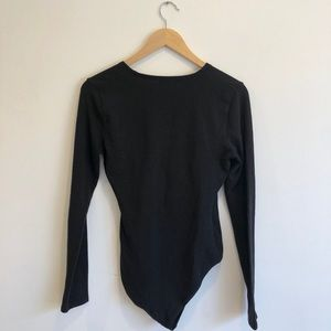 Madewell Other - Black bodysuit from Madewell - NWT
